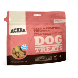 acana beef pumpkin treat
