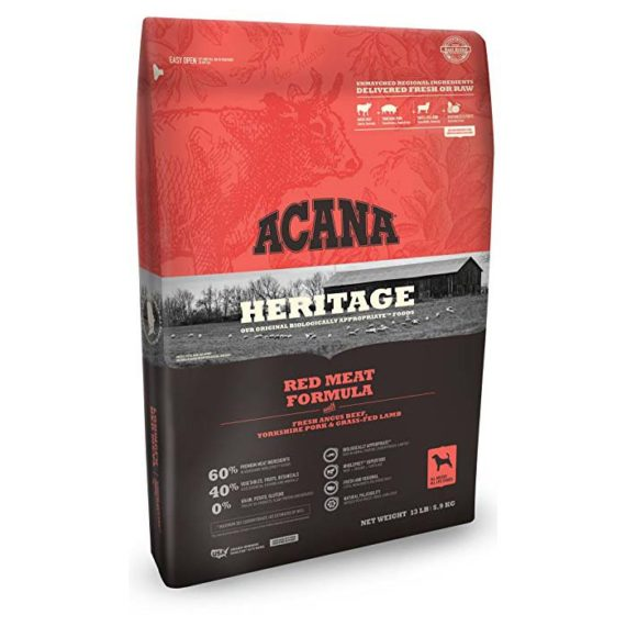 acana red meats